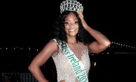 Miss Irlanda 2021: negra, cientista e trabalhadora na linha de frente contra a Covid-19