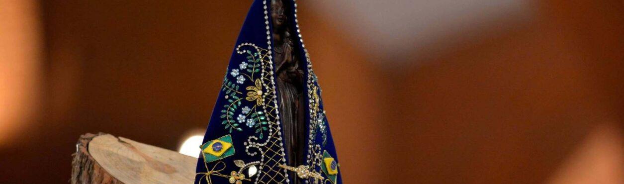 Católicos brasileiros em Dublin festejam Nossa Senhora Aparecida